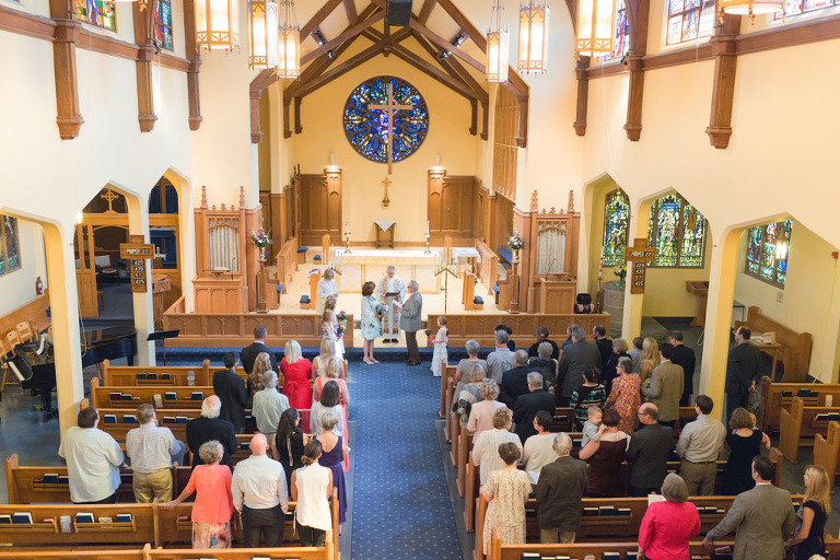 Christ Church Calgary Wedding 01