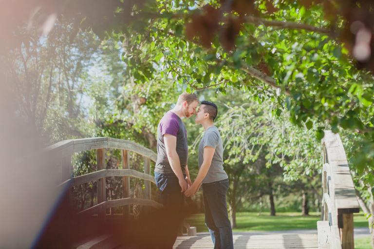 03 Gay Engagement Eau Claire